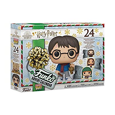 Funko Advent Calendar: Harry Potter - 24 Vinyl Figures (2020) by Funko