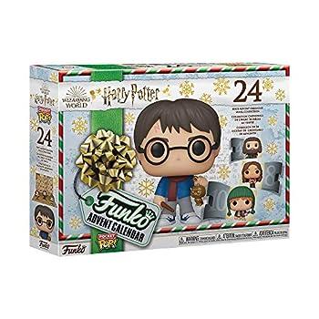 Funko Advent Calendar  Harry Potter - 24 Vinyl Figures  2020