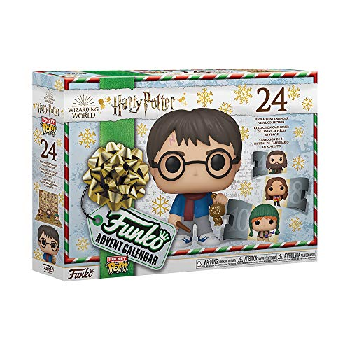 Funko Pop Advent Calendar: Harry Potter, Multicolor (50730)