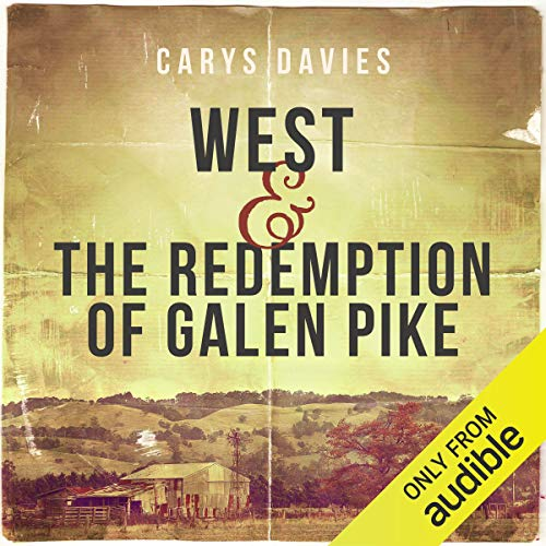 West and The Redemption of Galen Pike cover art