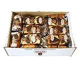 LAPASION - Bizcocho Plum Cake Marmol envuelto, ideal para desayunos y meriendas caja 2 Kg