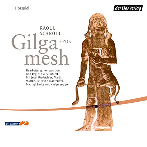 Gilgamesh audiobook cover art