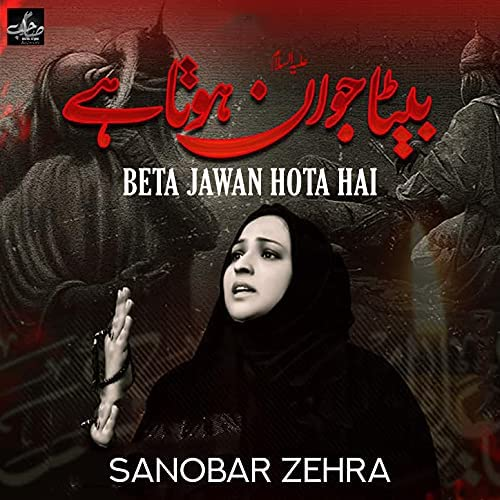 Sanobar Zehra