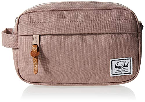 Herschel Chapter Toiletry Kit, Ash Rose, Carry-On 3L