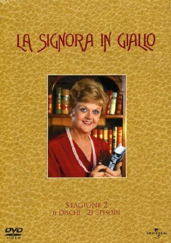 La Signora In Giallo - Stagione 02 (6 Dvd)