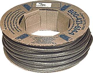 30381 Pre-Caulking Filler Rope Backer Rod Roll Grey 1 100 Length x 3//8 Width