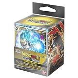 Dragon Ball Super Expansion Set 12: Universe 11 Unison 13-Card Set + Deck Box