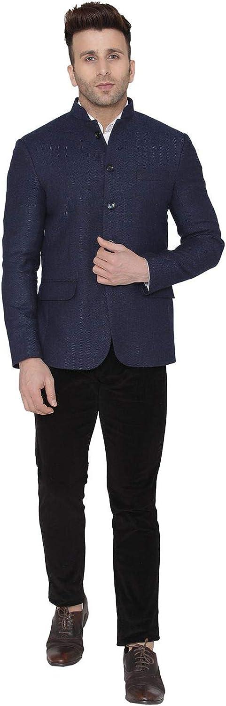 WINTAGE Men's Tweed Casual and Festive Mult : Regular dealer Reservation Jacket Coat Blazer
