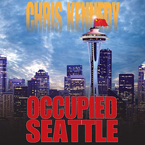 Occupied Seattle audiobook cover art