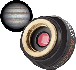 Celestron NexImage 10MP - Solar System Imager Clear Detailed Planetary Images, Black (93708)