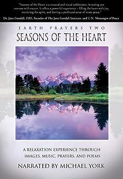 DVD Earth Prayers Two - Seasons of the Heart Book