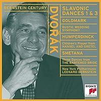 Conducts Dvorak/Goldmark/Humpe