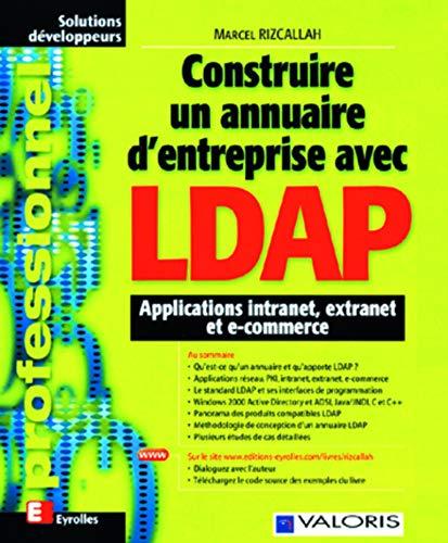 Construire un annuaire d'entreprise avec LDAP
