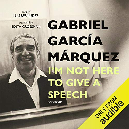 I'm Not Here to Give a Speech cover art