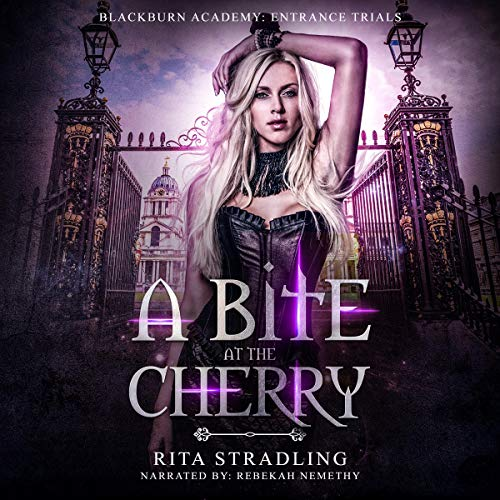 A Bite at the Cherry  audiobook cover art