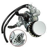QIUXIANG Filtro de carbohidratos carburador con Aire for Honda ATC ATC70 70 1978-1985 3-Wheeler
