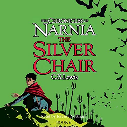 The Silver Chair: The Chronicles of Narnia, Book 4 cover art