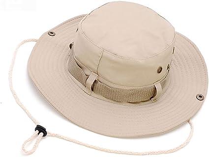 Réglable Été Chapeau Soleil Large Bord Chapeau Homme Chapeau intérieur Maille Chapeau Bonnet
