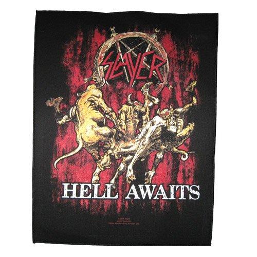 Slayer Grande Parche Motivo: Hell Awaits