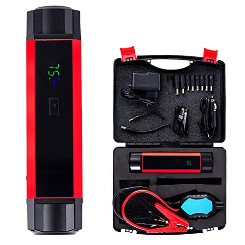 Buy Bargain WQYRLJ Car Jump Starter 1000A 12V Emergency Portable Power Bank Charger Battery Booster ...