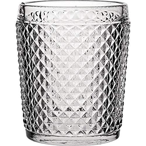 6x utopía Dante Doble Old Fashioned vaso 340ml/12oz Whisky cóctel vasos