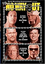 Best wwe no way out 2003 dvd Reviews