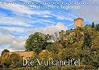 Die Eifel und ihre Regionen - Die Vulkaneifel (Tischkalender 2022 DIN A5 quer): Eine Reise in die wunderschoenen Regionen der Eifel (Monatskalender, 14 Seiten )