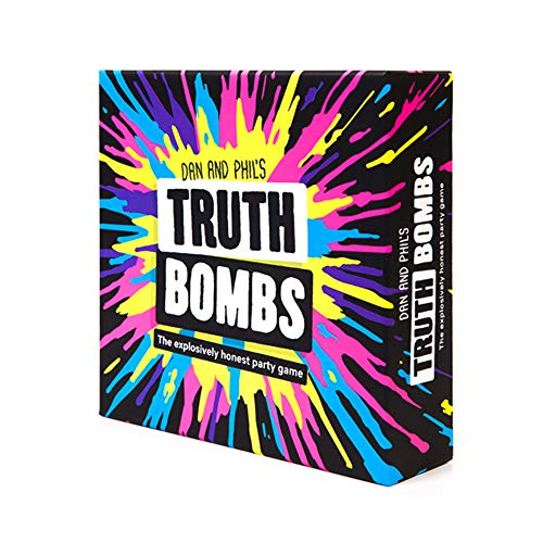 Truth Bombs: A Party Game by Dan and...