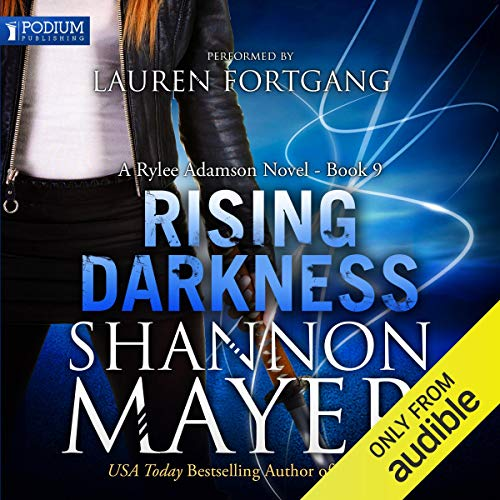 Rising Darkness cover art