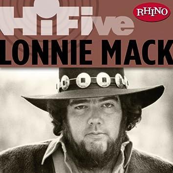 Rhino Hi-Five: Lonnie Mack