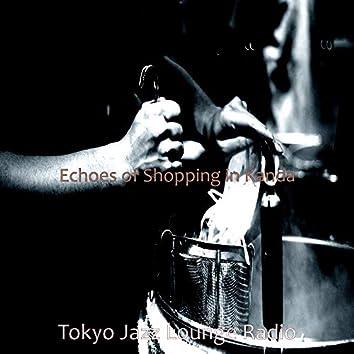 Echoes of Shopping in Kanda