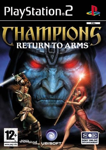 CHAMPIONS RETURN TO ARMS UK IMPORT
