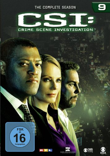 CSI: Crime Scene Investigation - Season 9 [6 DVDs]