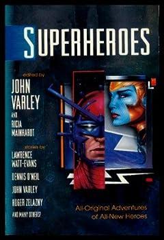Paperback Superheroes Book