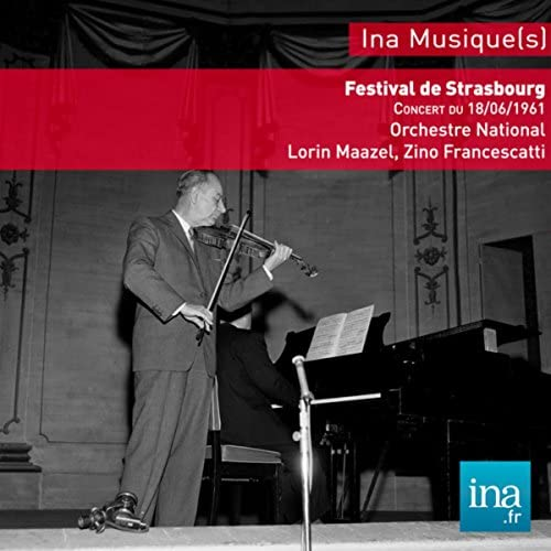 Orchestre National de la RTF & Lorin Maazel
