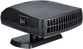 CZPF Climatizzatore Portatile Auto 150W Riscaldamento Ventola di Raffreddamento Finestra Parabrezza Demister Guida Sbrinatore Demister 12V