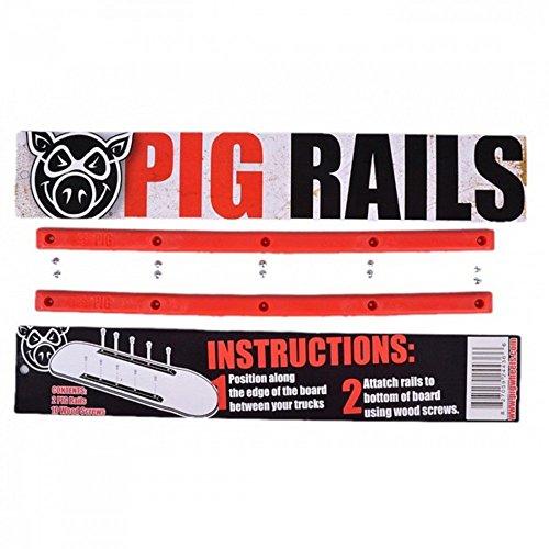 Pig Skateboard-rails, 2 stuks