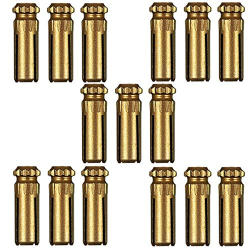 5 x Sets Target Dart Flights Protectors Gold