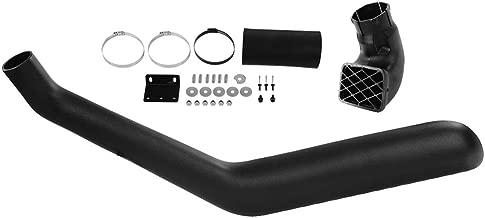 Air Ram Intake Kit, Car Air Intake Ram Snorkel Kit System with Mounting Tools for Toyota Land Cruiser 80 Series 1990-1997