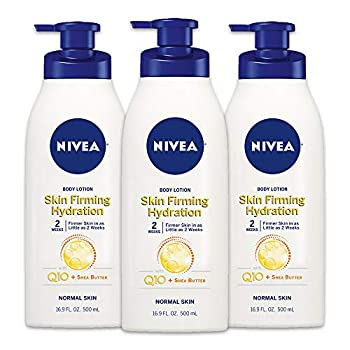 NIVEA Skin Firming Hydration Body Lotion 16.90 oz   Pack of 3