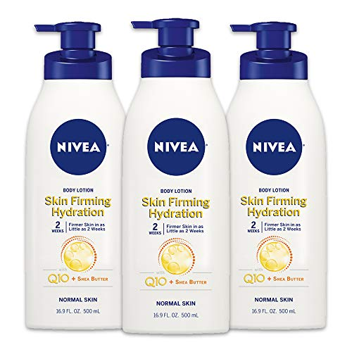 NIVEA Skin Firming Hydration Body Lotion 16.90 oz ( Pack of 3)