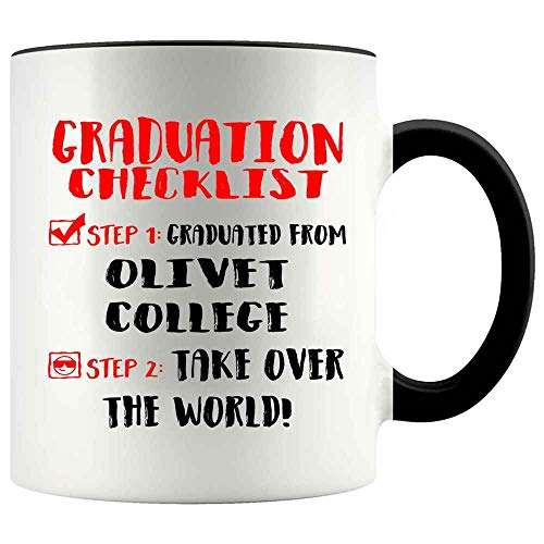Funny Graduation Gift For Student Graduated From Baylor College of Medicine - 11oz Accent Mug