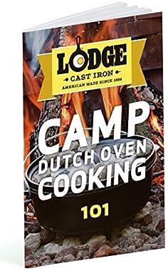 Lodge Deep Camp Dutch Oven, 8 Quart