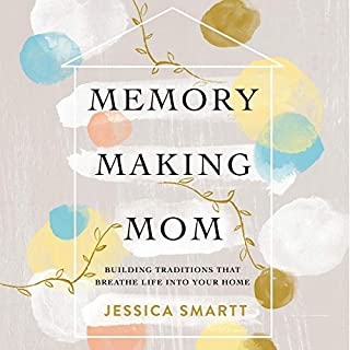 Memory-Making Mom audiobook cover art