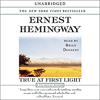 True at First Light cover art