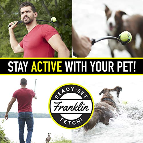 Franklin Pet Supply Dog Fetch Toy