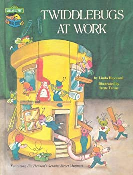 Hardcover Twiddlebugs at Work: Featuring Jim Henson's Sesame Street Muppets Book