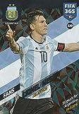Panini Adrenalyn 2018 FIFA 365 339. Lionel Messi (Argentina) Milestone.