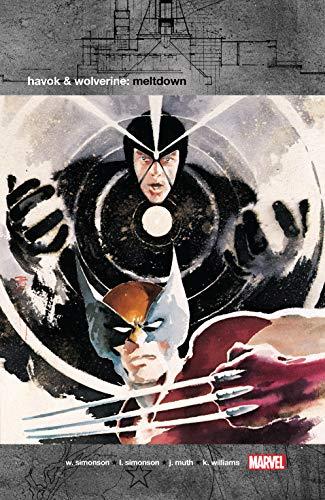 Havok & Wolverine: Meltdown (Havok and Wolverine: Meltdown (1988)) (English Edition)