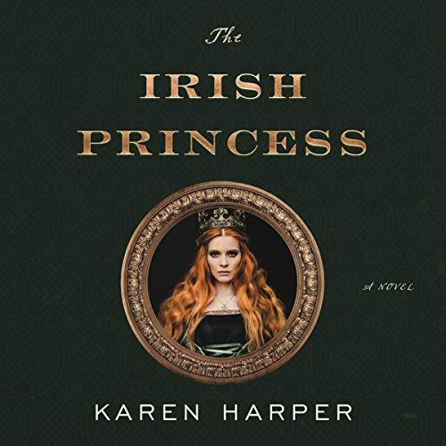 The Irish Princess  By  cover art